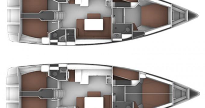 Alquiler de barcos Bavaria Cruiser 51 enGouviá en Samboat