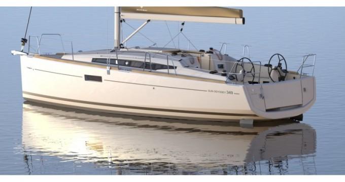 Alquiler Velero en Volos - Jeanneau Sun Odyssey 349
