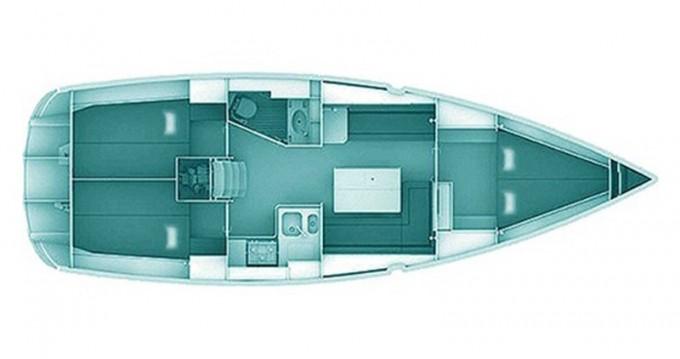Alquiler de barcos Skópelos barato de Cruiser 36