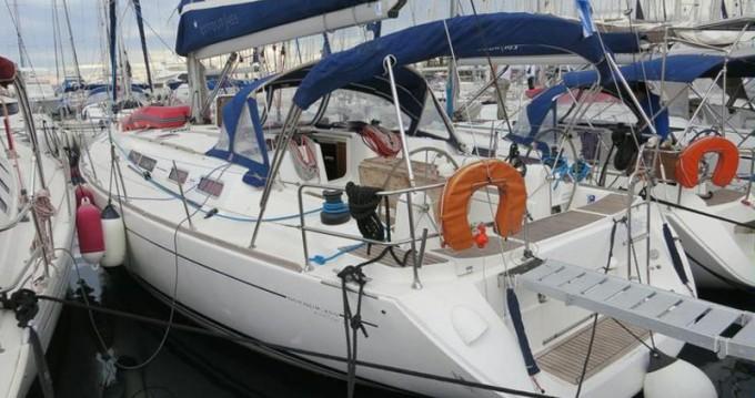 Alquiler de barcos Capo d'Orlando barato de Dufour 455 GL
