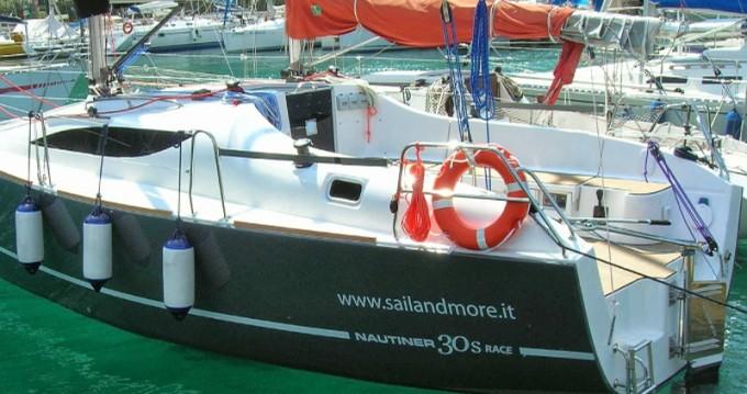 Alquiler de barcos Malcesine barato de Nautiner 30S Race