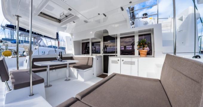 Alquiler Catamarán en Gouviá - Lagoon Lagoon 450