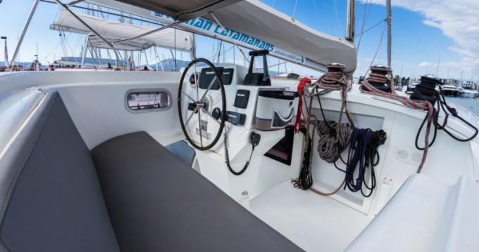 Alquiler Catamarán en Gouviá - Fountaine Pajot Salina 48