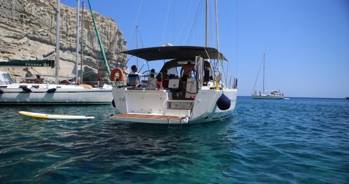 Alquiler de barcos Dufour Dufour 460 enGouviá en Samboat
