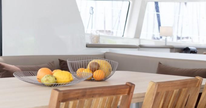 Catamarán para alquilar Préveza al mejor precio