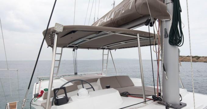 Alquiler de barcos Bali Catamarans Bali 4.1 enPréveza en Samboat