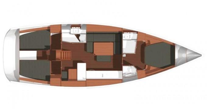 Dufour Dufour 450 Owner version entre particulares y profesional Kaštel Gomilica