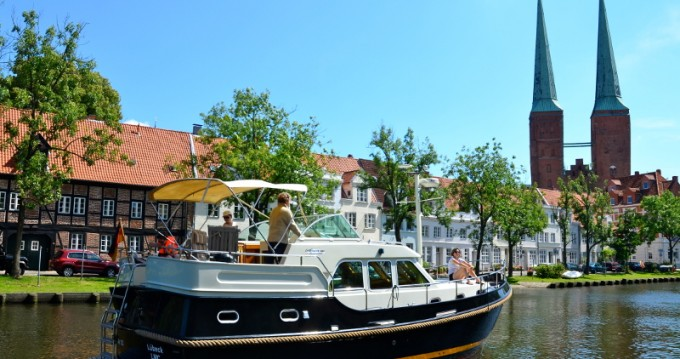 Alquiler de barcos Lübeck barato de Linssen Grand Sturdy 380 AC