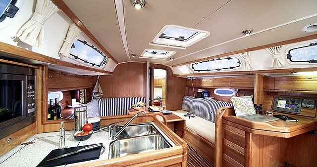 Bavaria Bavaria 34 Cruiser entre particulares y profesional Kröslin