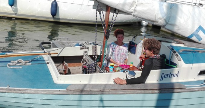 Alquiler Velero en Kröslin -  Nordic Folkboat