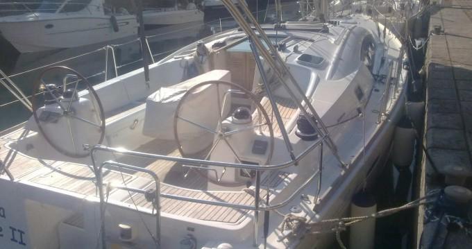 Bénéteau Oceanis 40 entre particulares y profesional Marina di Portorosa