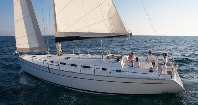 Alquiler de barcos Marina di Portorosa barato de Cyclades 50.5