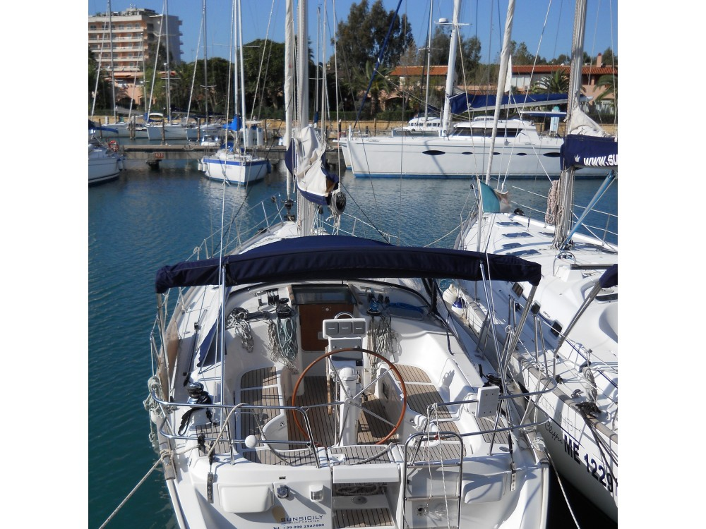 Alquiler Velero en Furnari - Bénéteau Oceanis 423 Exclusive