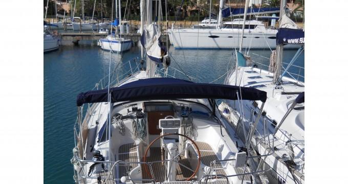 Alquiler de barcos Marina di Portorosa barato de Oceanis 423 Exclusive