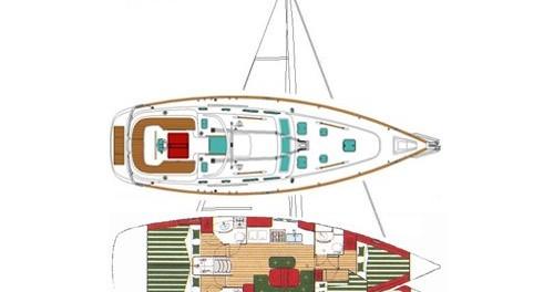 Alquiler de barcos Bénéteau Oceanis 423 Exclusive enMarina di Portorosa en Samboat
