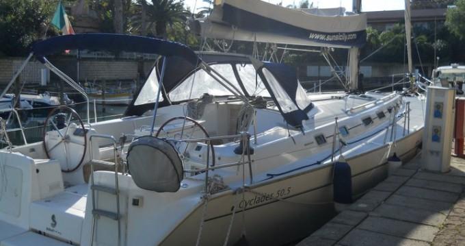 Alquiler de Bénéteau Cyclades 50.5 en Marina di Portorosa