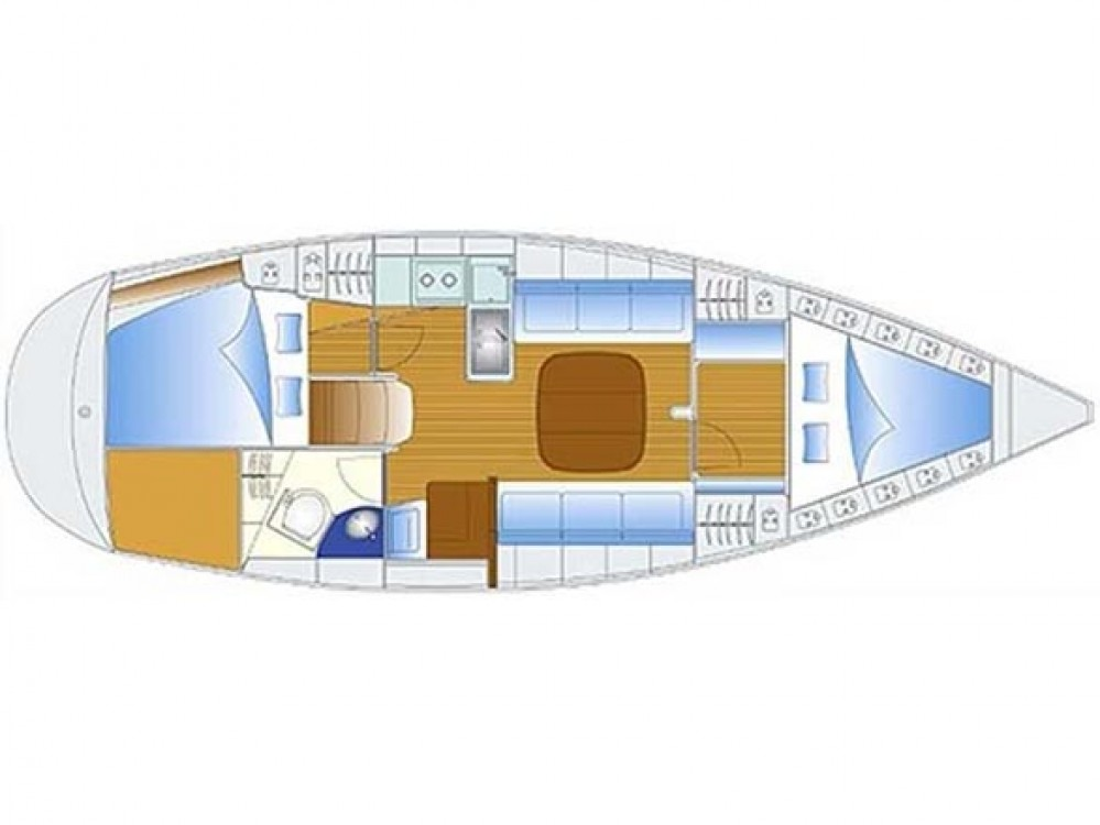 Alquiler de barcos Bavaria Bavaria 36 enMarina Gouvia en Samboat