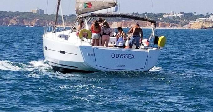 Alquiler de barcos Porto de Portimao barato de Dufour 460 Grand Large