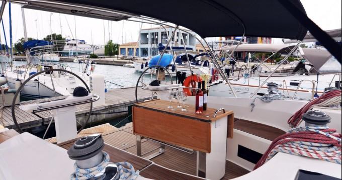Alquiler de Bavaria Bavaria 45 Cruiser en Kavala
