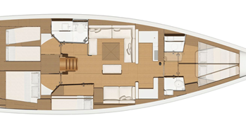 Alquiler de barcos Dufour Dufour 520 Grand Large enLefkas Marina en Samboat