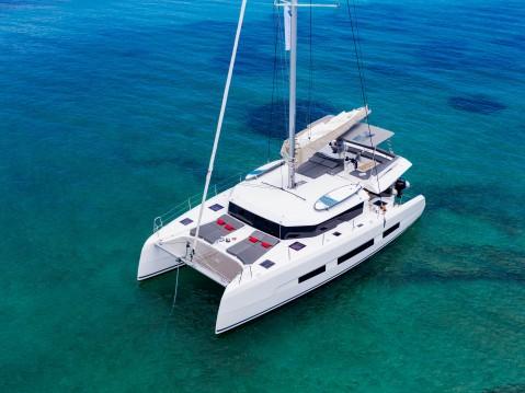Alquiler Catamarán en Lefkas Marina - Dufour Dufour 48 Catamaran
