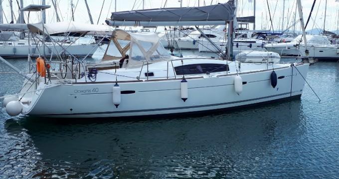 Alquiler de barcos Bénéteau Oceanis 40 enEleusis en Samboat
