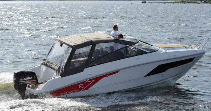 Alquiler de barcos Finnmaster Finnmaster T8 enTrogir en Samboat