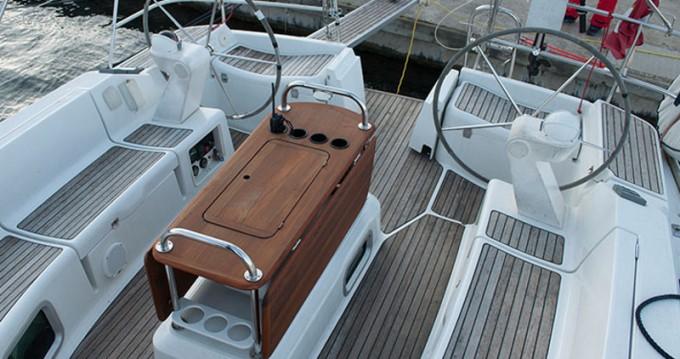 Alquiler de barcos Castiglioncello barato de Sun Odyssey 45