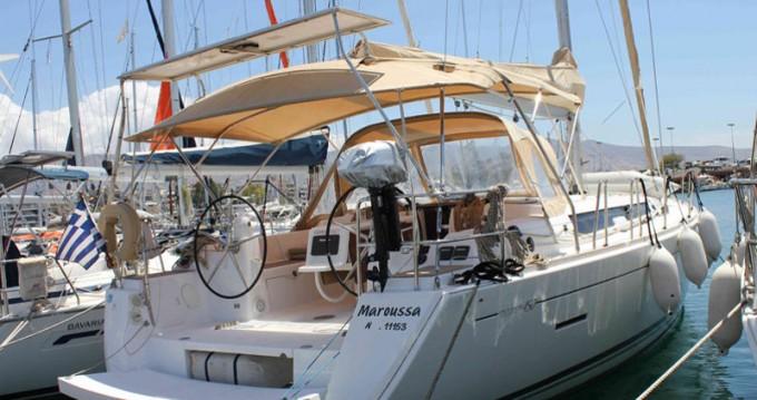 Alquiler de barcos Dufour Dufour 450 GL enAtenas en Samboat