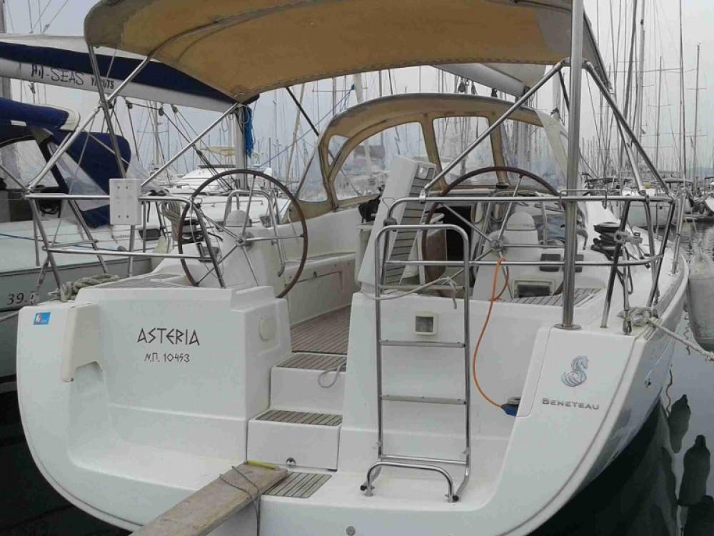 Alquiler de yate Marina de Alimos - Bénéteau Oceanis 40 en SamBoat