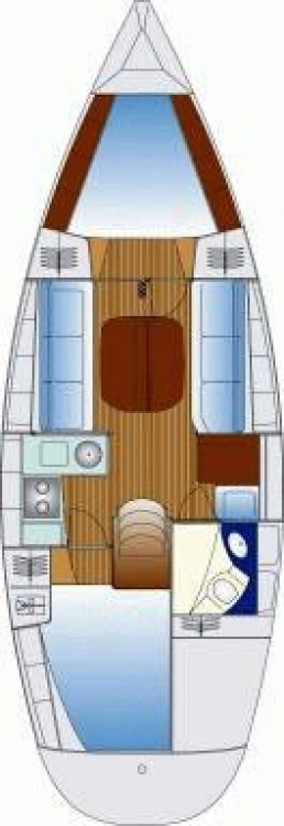 Alquiler de Bavaria Bavaria 31 en Marina de Alimos