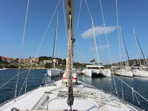 Alquiler Velero en Punat - Dufour Gib Sea 43