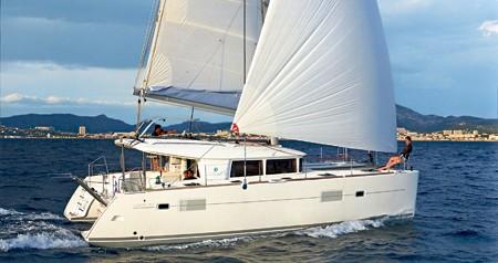 Alquiler de barcos Šibenik barato de Lagoon 400