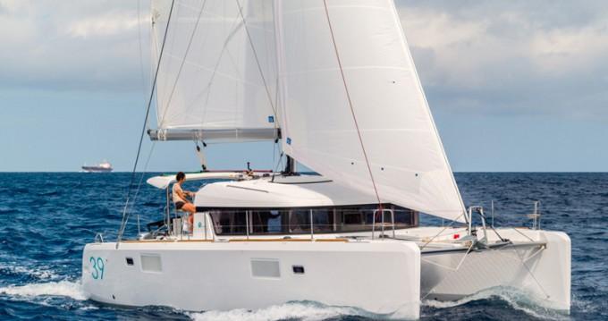 Alquiler Catamarán en Šibenik - Lagoon Lagoon 39