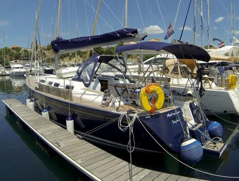 Alquiler de yate Šibenik - Grand Soleil Grand Soleil 45 en SamBoat