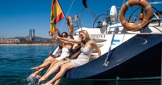 Alquiler de yate Barcelona - Jeanneau Jeanneau Sun Odyssey 54DS en SamBoat