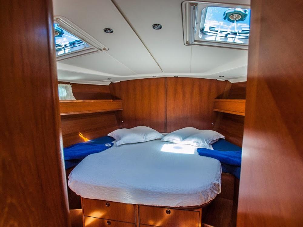 Alquiler de yate Port Olímpic - Jeanneau Jeanneau Sun Odyssey 54DS en SamBoat