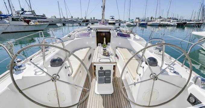 Alquiler Velero en Port de Sitges Aiguadolç - Bavaria Bavaria 50 Cruiser