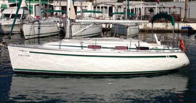Alquiler de barcos Port de Sitges Aiguadolç barato de Bavaria 30 Cruiser