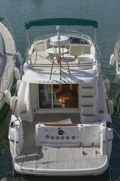 Alquiler de Jeanneau Prestige 32 en Port de Sitges Aiguadolç
