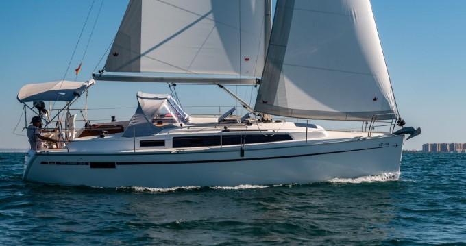 Alquiler de yate Murcia - Bavaria Bavaria 34 Cruiser en SamBoat