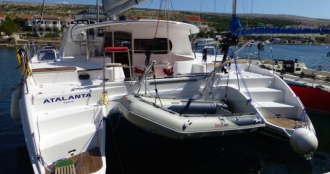 Alquiler Catamarán en Zadar - Nautitech Nautitech 441