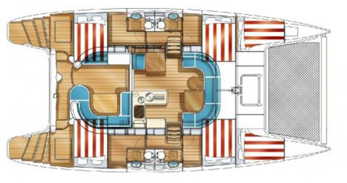 Catamarán para alquilar Zadar al mejor precio