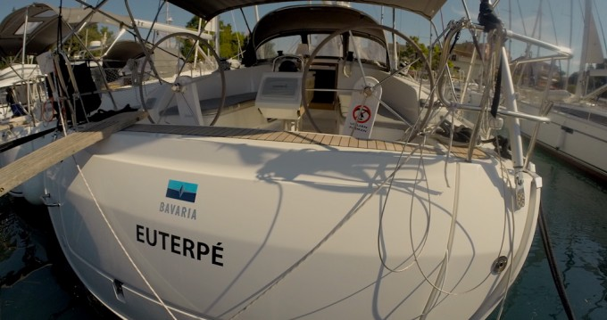 Alquiler de Bavaria Cruiser 41 en Zadar