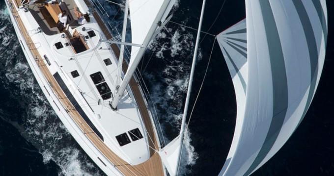 Bavaria Cruiser 46 entre particulares y profesional Zadar