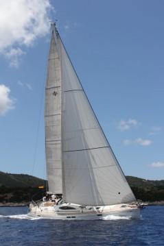 Alquiler Velero en Lefkada - Jeanneau Sun Odyssey 54 DS