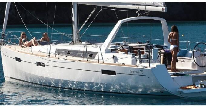 Bénéteau Oceanis 45 entre particulares y profesional Marina di Portorosa