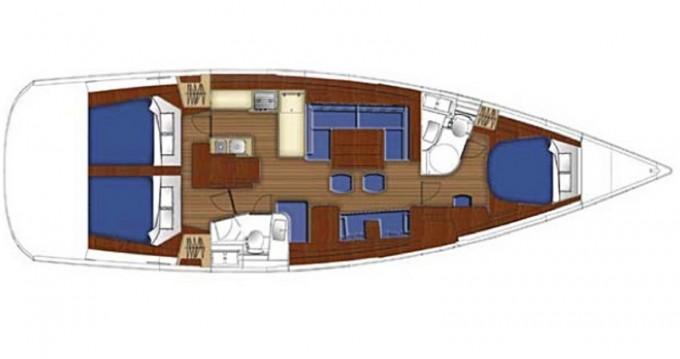 Alquiler de yate Marina di Portorosa - Bénéteau Oceanis 50 en SamBoat