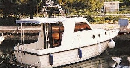 Alquiler de yate Brbinj - Sas Vektor Adria 28 Luxus en SamBoat