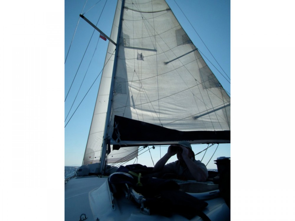 Alquiler de barcos Bénéteau Cyclades 50.5 enÁlimos en Samboat